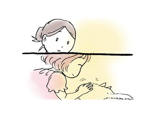 まだ2歳。「死」の説明をためらったけど…娘の優しい眼が語っていた<第三回投稿コンテスト NO.18>のタイトル画像