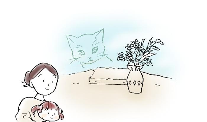 まだ2歳。「死」の説明をためらったけど…娘の優しい眼が語っていた<第三回投稿コンテスト NO.18>の画像7
