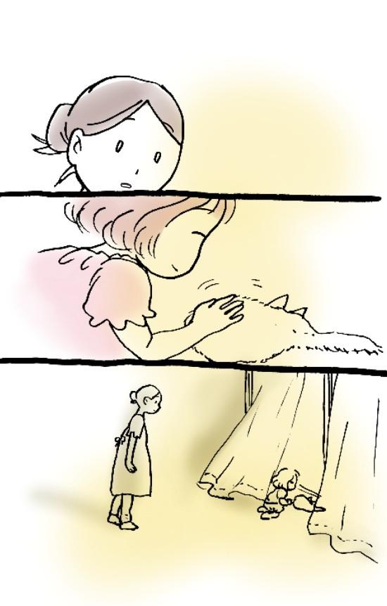 まだ2歳。「死」の説明をためらったけど…娘の優しい眼が語っていた<第三回投稿コンテスト NO.18>の画像5