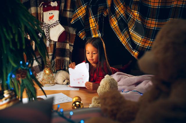 """6歳児の""""渇望""""に心が震える。Xmasがすぎてからサンタに手紙を書いたワケの画像4"""