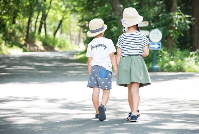 お散歩前に、上の子がイヤイヤ発動!汗だくからの、感動の展開<第三回投稿コンテスト NO.23> の画像3