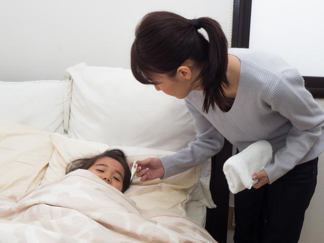 子どもが発熱!すぐにインフルエンザ検査をすべき?様子を見るべき?の画像2