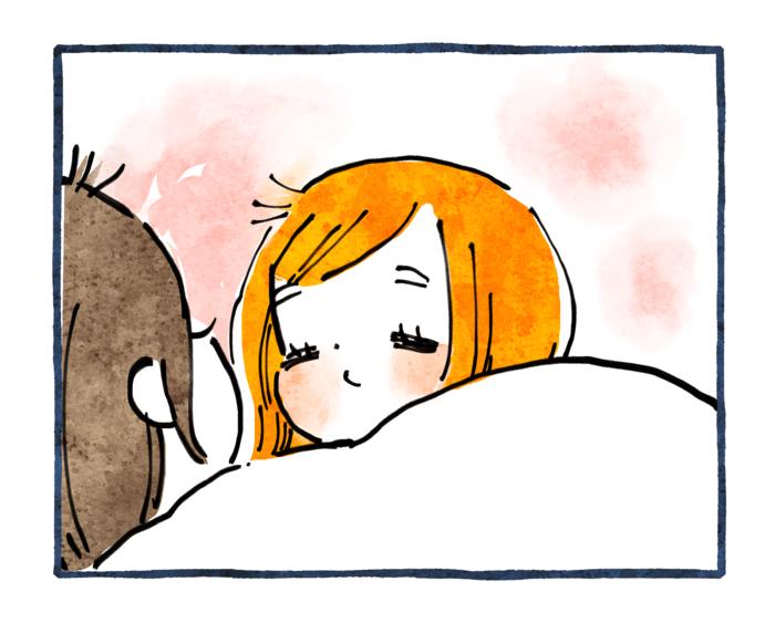 寒い朝の暖かいやりとり。子どもを通じて、実母との思い出もホッコリ蘇る…。の画像9