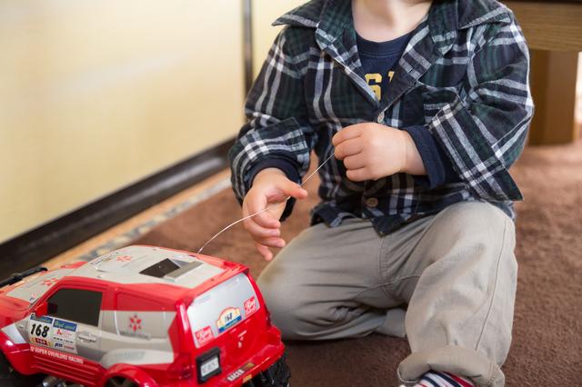 モノで息子を釣るパパ。買わなかった日、息子から笑顔で言われた一言<第三回投稿コンテスト NO.57>の画像2