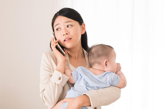 子の病欠で仕事休むの、ナゼ母親ばかり?復帰後の詰んだ日々から気づいた事の画像2