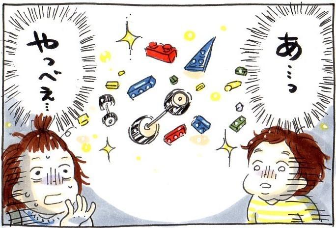 ママ友とLINE交換の洗礼…、「あっこれ息子絶対泣くやつ!」と思いきや!?…今週のおすすめ記事!の画像5