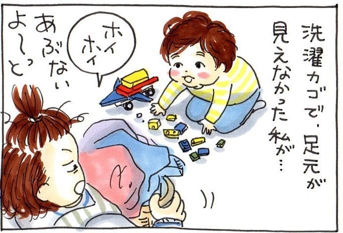 ママ友とLINE交換の洗礼…、「あっこれ息子絶対泣くやつ!」と思いきや!?…今週のおすすめ記事!の画像3