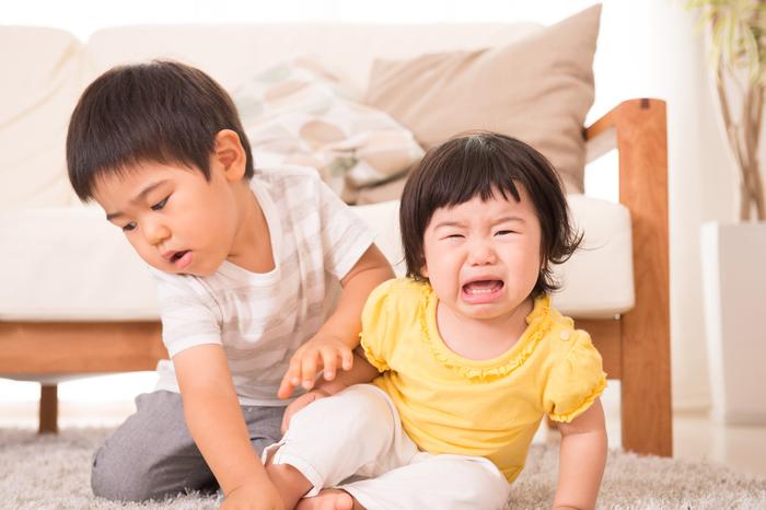 毎日勃発する兄妹喧嘩…。オリンピックイヤーにあやかった平和的な解決法とは?の画像1