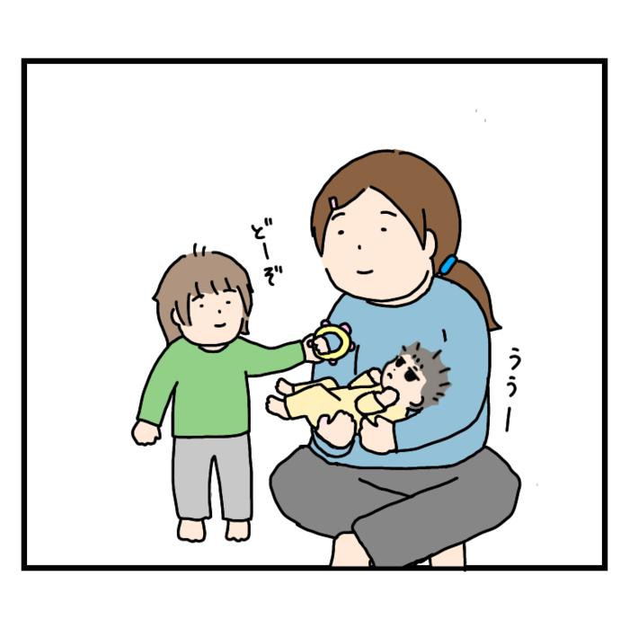 新米ママVS全く寝ない娘(泣)先輩ママの姉がくれたありがたい教え<第三回投稿コンテスト NO.95>の画像11