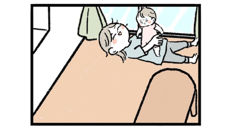「娘はここで育ったんだよね」初めての引っ越しに、思いがあふれてくる。のタイトル画像