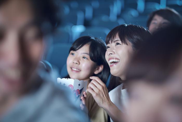 年子三姉妹はじめての映画館!ドタバタの先には子ども達の最高の笑顔がの画像2