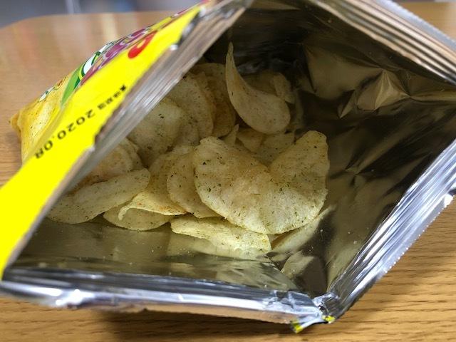 ベスト「のり塩」を探せ!ポテトチップス4品を食べ比べてみたの画像3
