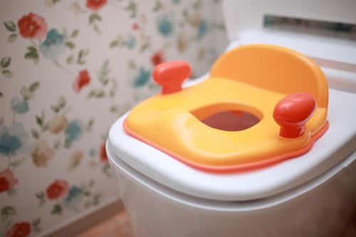 トイレトレーニングはいつから始める?進め方&おすすめグッズ5選のタイトル画像