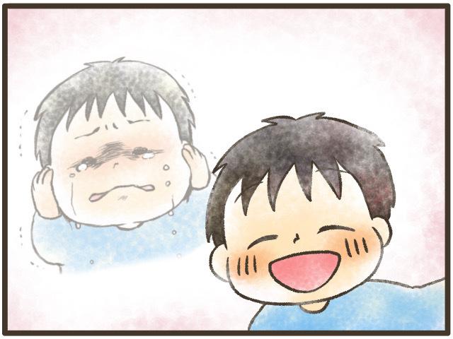 「ごめんね。ママもう怒らない…」こんなにも悲しそうな顔を見たくはないから。の画像14