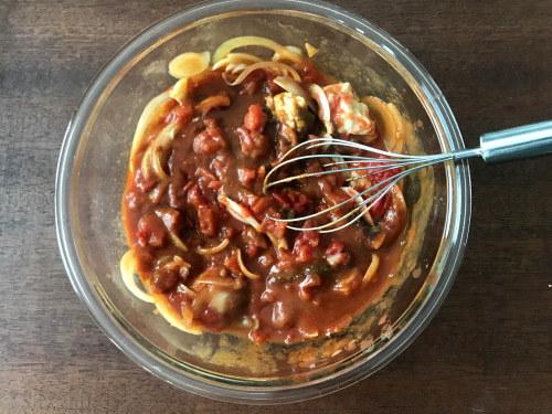 わざわざ買う調味料ナシ!トマト缶で作る、簡単&おしゃれご飯レシピの画像5