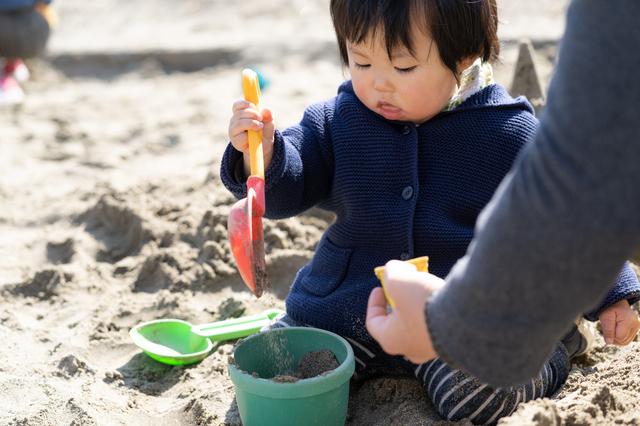 2歳児におすすめの外遊びは?外遊びのメリット、体を使ったゲームも紹介の画像6