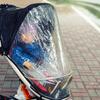 赤ちゃんとのお出かけを快適に!おすすめベビーカー用レインカバー5選のタイトル画像