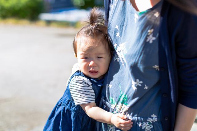 赤ちゃんの人見知りはいつからいつまで?原因と対策法などを紹介しますの画像2