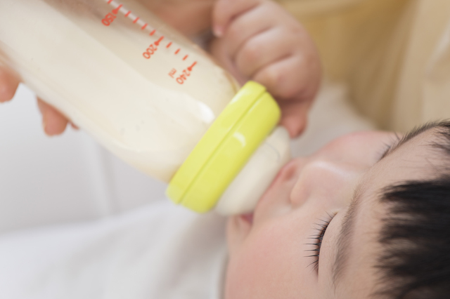 赤ちゃんにミルクはいつまであげる?フォローアップミルクへの切り替えは?の画像8