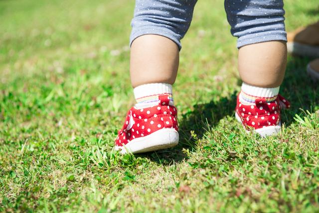 """あんよがはじまる1歳ごろ。""""歩き始め""""の早い、遅いの基準は?の画像6"""