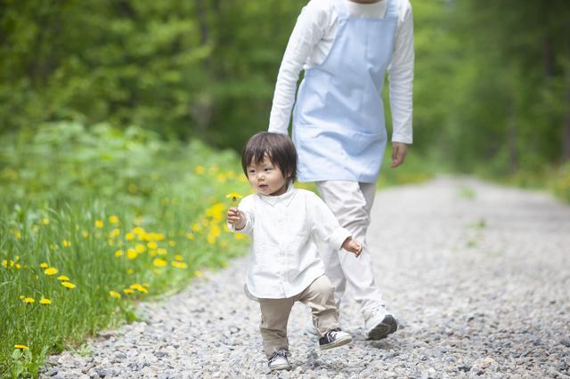 """あんよがはじまる1歳ごろ。""""歩き始め""""の早い、遅いの基準は?の画像7"""