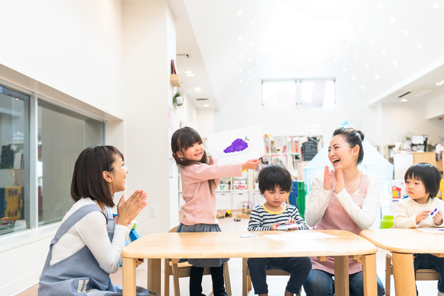 3歳児と室内遊び、何する?楽しいゲームや集団遊びの方法なども紹介の画像3