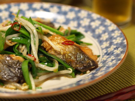 グリルは使わず、フライパンでできる!栄養たっぷり魚料理レシピの画像3