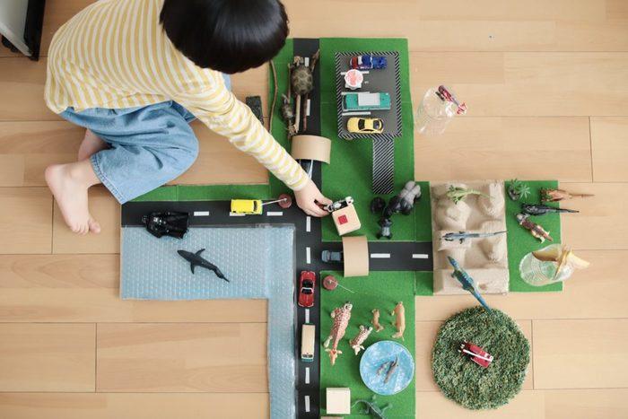 みんな大好きガチャガチャを、ダンボールで作ろう!何度も遊べる手作りおもちゃの画像23