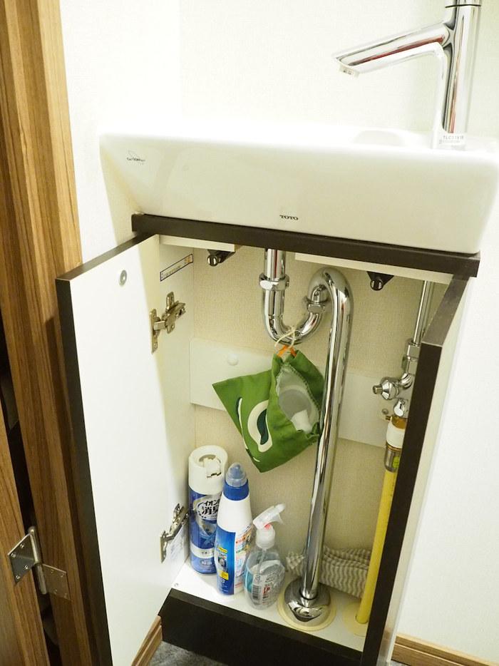 台所、洗面所、トイレ…。楽に綺麗をキープするコツは、ちょっとしたこと!の画像9