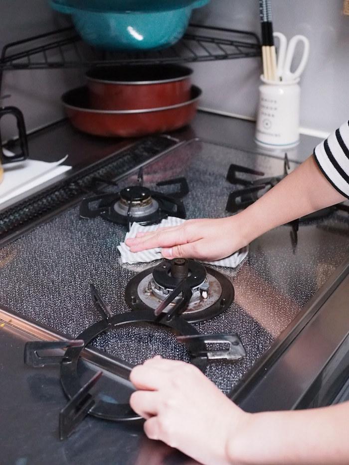 台所、洗面所、トイレ…。楽に綺麗をキープするコツは、ちょっとしたこと!の画像2