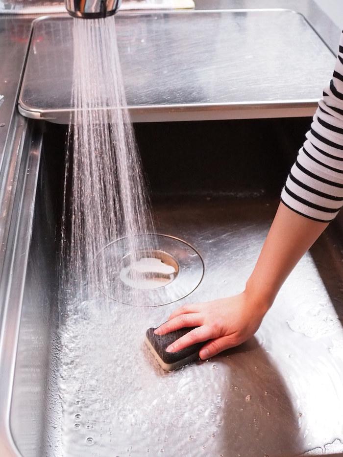 台所、洗面所、トイレ…。楽に綺麗をキープするコツは、ちょっとしたこと!の画像1
