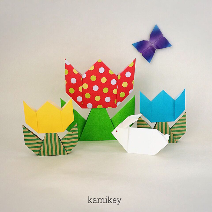 親子で折りたい!簡単&かわいい、人気作家のオリジナル折り紙3選の画像5