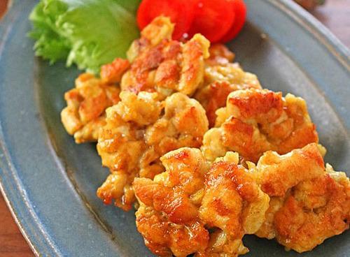 【スパイスでポカポカ】カレー味レシピ。子どものおかず、大人のおつまみにのタイトル画像