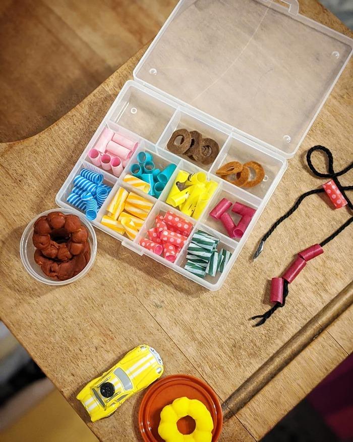 子どもとのお家遊びアイデア集。身近なモノを使って、こんなに楽しい!の画像2
