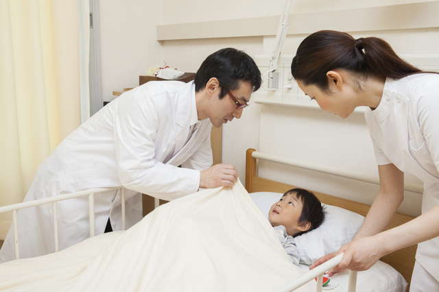 子どもが入院!付き添いのスケジュールと、あってよかった持ち物リストの画像1