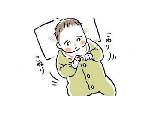 その動作、尊すぎる(涙)0歳児の夢中な姿から、目が離せない!のタイトル画像