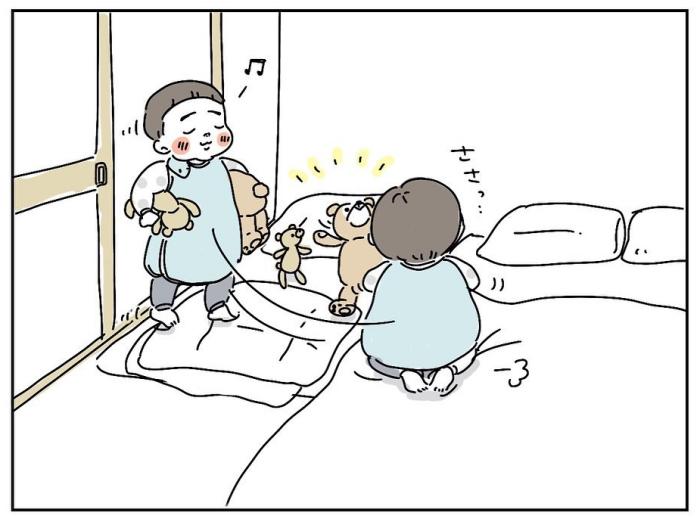 「お風呂いやだ…」な2歳児。入りたくないワケが「ぶたにく」って何!?の画像11