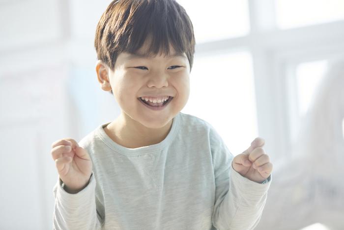 """""""花マル""""にジャンプして大喜び!小1自宅学習で気づいたやる気が続くコツの画像2"""
