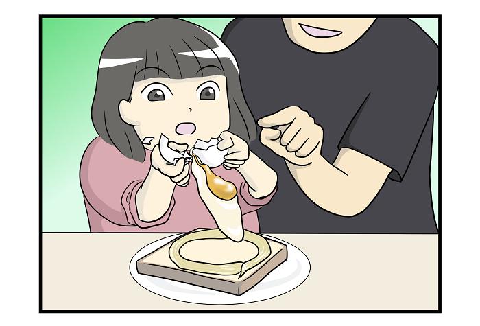 母不在のお昼に「今まで食べた中で一番おいしい」食パンができるまで<第四回投稿コンテスト NO.18>の画像6