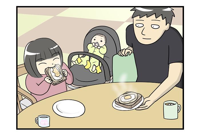 母不在のお昼に「今まで食べた中で一番おいしい」食パンができるまで<第四回投稿コンテスト NO.18>の画像7