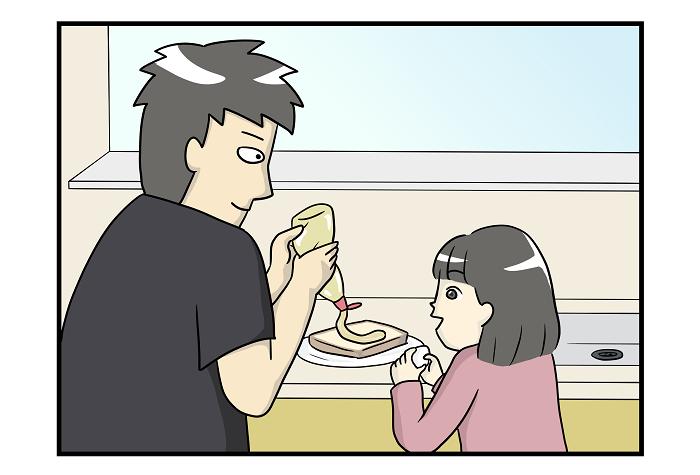 母不在のお昼に「今まで食べた中で一番おいしい」食パンができるまで<第四回投稿コンテスト NO.18>の画像5