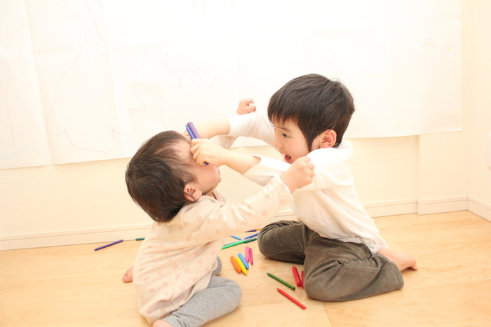 その意欲、足して2で割りたい…!のんびり兄と積極的な妹の違いすぎるトイトレの画像2