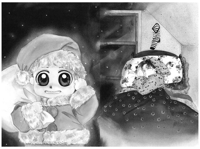 ママがいないクリスマス/赤ちゃんと僕10の画像1