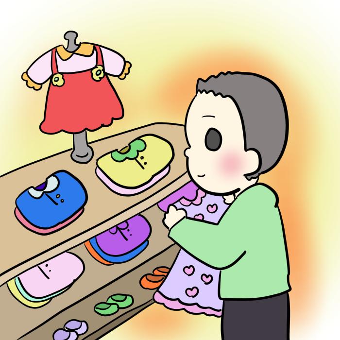 妹たちにも、お下がりじゃなく新品を。夫が選ぶ3姉妹の服<第四回投稿コンテストNO.26>の画像6
