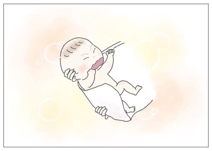 立ち合い出産で実況中継!?落ち着けたのは夫のおかげ<第四回投稿コンテストNO.27>の画像11