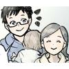育児に参っていたある夜、夫が誘ってくれた月下のさんぽ道<第四回投稿コンテストNO.28>のタイトル画像