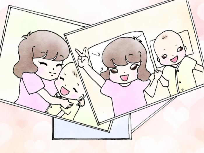 """いつもニコニコ!次女の笑顔は、""""育児パートナー""""譲りだった<第四回投稿コンテストNO.30>の画像7"""