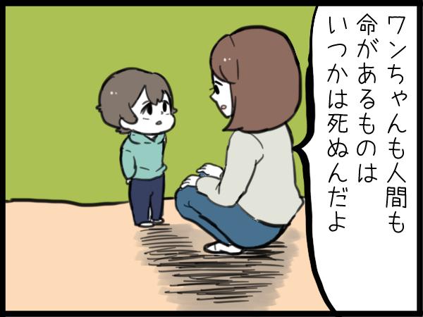 「お母さんもいつか死ぬの?」にドキッ…。5歳息子の死への向き合い方が前向きすぎる!の画像5