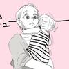我慢が多い上の子が「抱っこ!」。ギュッとしたら…予想外の反応〜(涙)のタイトル画像