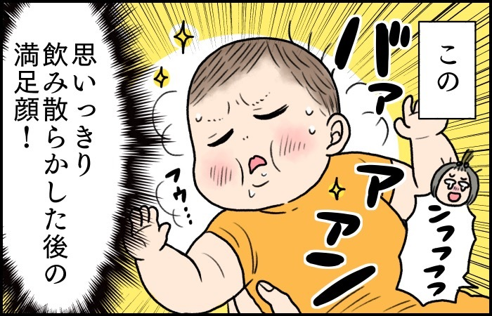 夜は起こされ、乳首噛まれるけど…つらい授乳が愛しいと思えるあの顔!の画像7